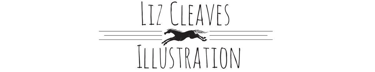 Liz Cleaves Illustration
