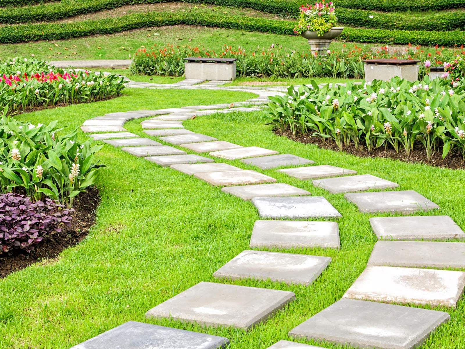 Landscaping ideas for Landscape garden design ideas