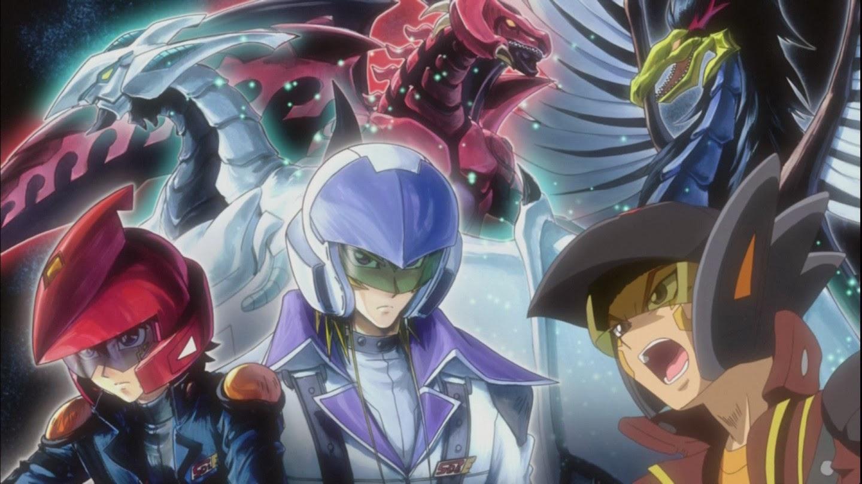 Assistir Yu-Gi-Oh! 5D's Dublado Online
