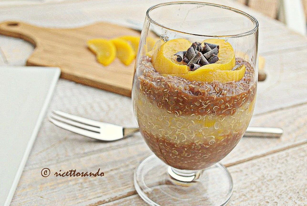 Ricette dolci di quinoa