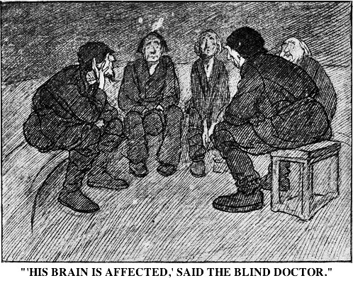"country of the blind In the short story ""the country of the blind,"" the author hg wells tries to convey a certain message wells expresses the theme of how man has difficulties."