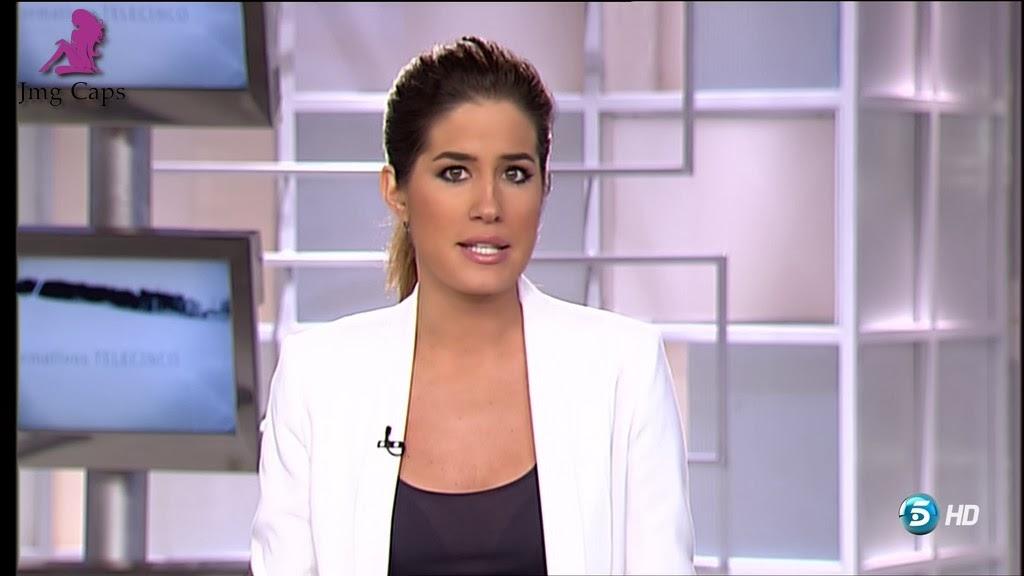 ISABEL JIMENEZ, INFORMATIVOS TELECINCO (15.01.14)