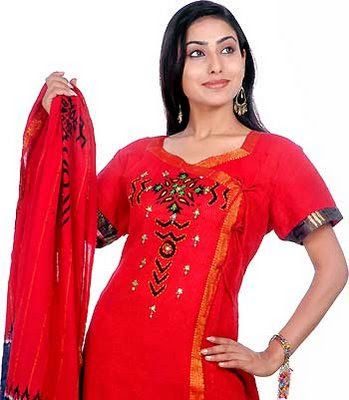 Dress Fashion on Bangladeshi Girls Fashion Dresses  Bangladesh Women Fashion Salwar