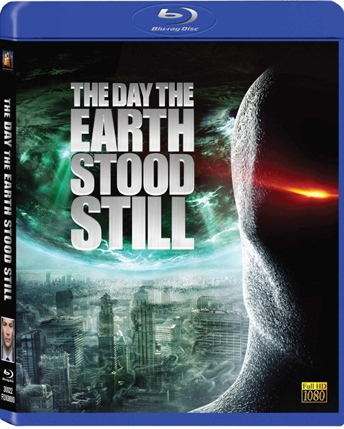 The Day the Earth Stood Still (2008) BluRay 720p 700Mb Mkv