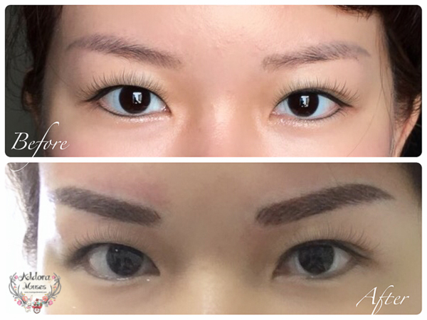 Review Singaporeu0026#39;s First 6D Eyebrow Embroidery By Eagle Beauty