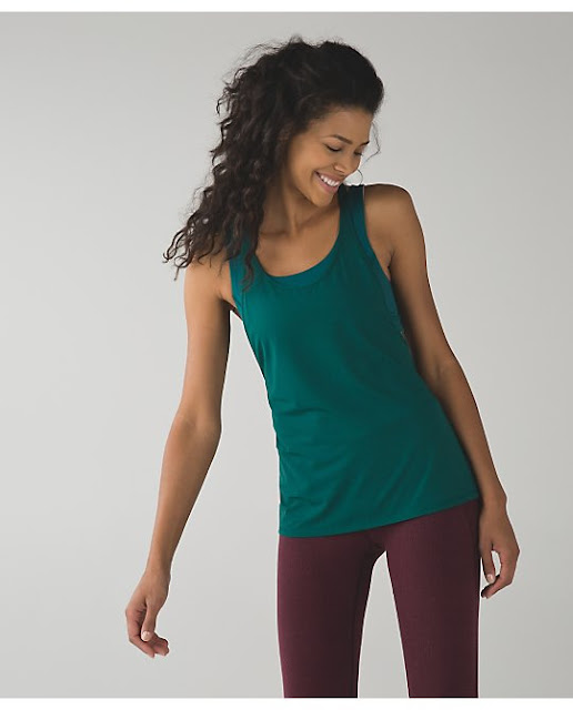 lululemon cranberry all-sport-support-tank