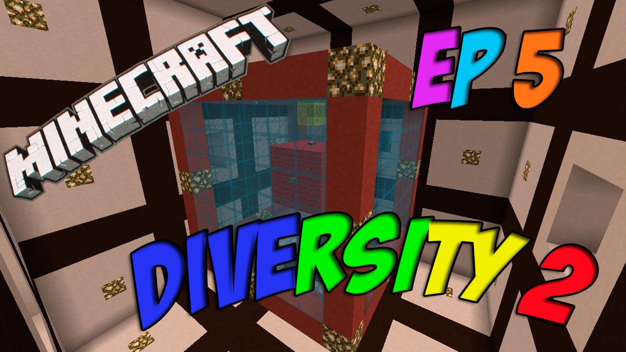 Minecraft 1.8: Diversity 2 | PUZZLE | El Quebradero de Cabezas T_T