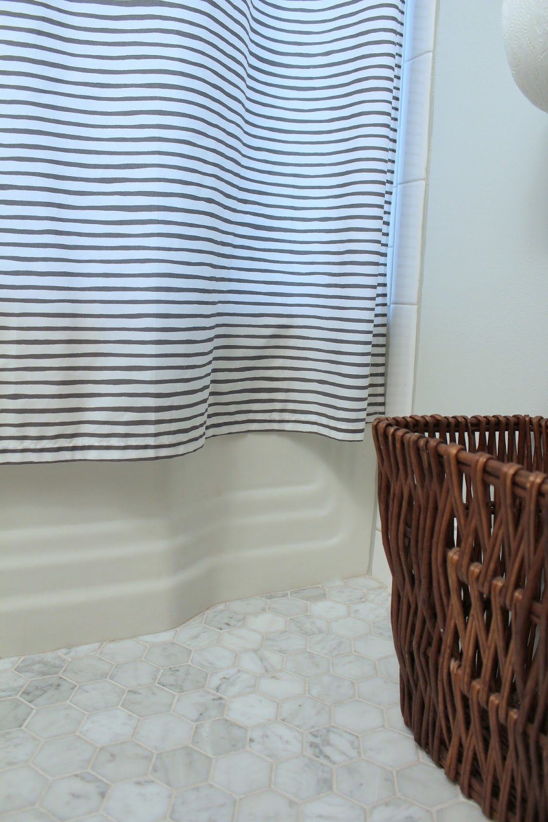 Cottage and Vine: Our Upstairs Bathroom Reveal!!!