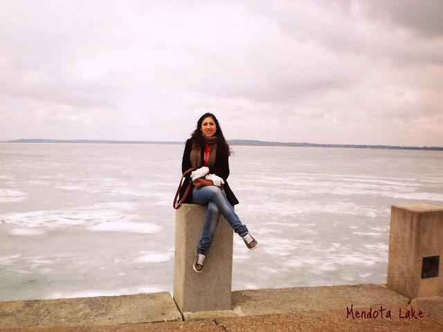 mendota lake