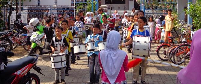 Ekstra Kurikuler Drumband