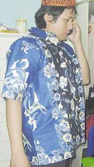 kemeja batik terbaru
