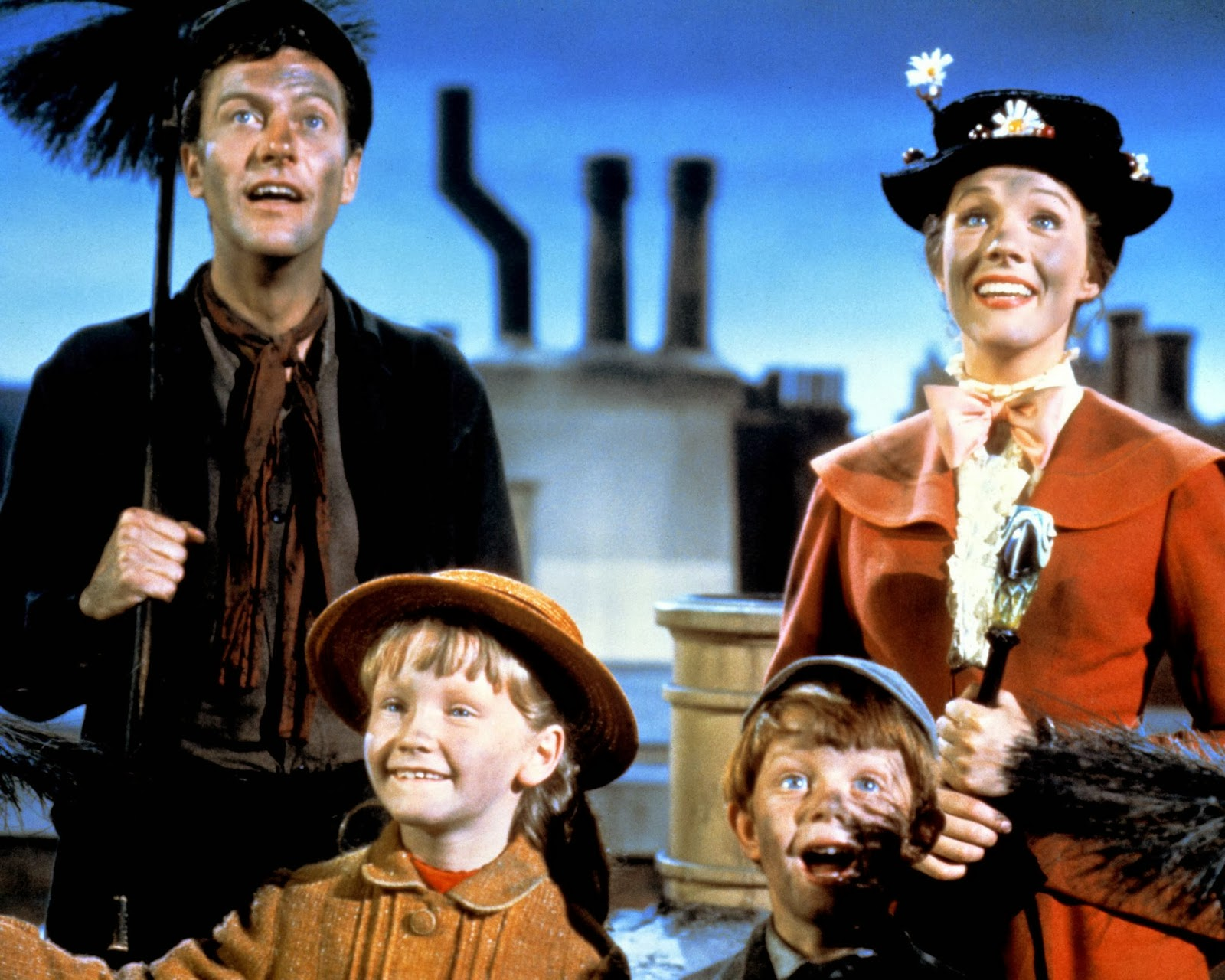 Cinema viaggio nel mondo disney mary poppins
