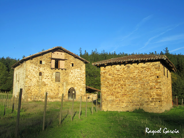 Torre de Mariaka en Amurrio (Álava)
