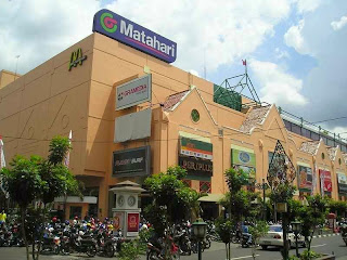 Malioboro Mall, Tempat Wisata Belanja di Jln Malioboro