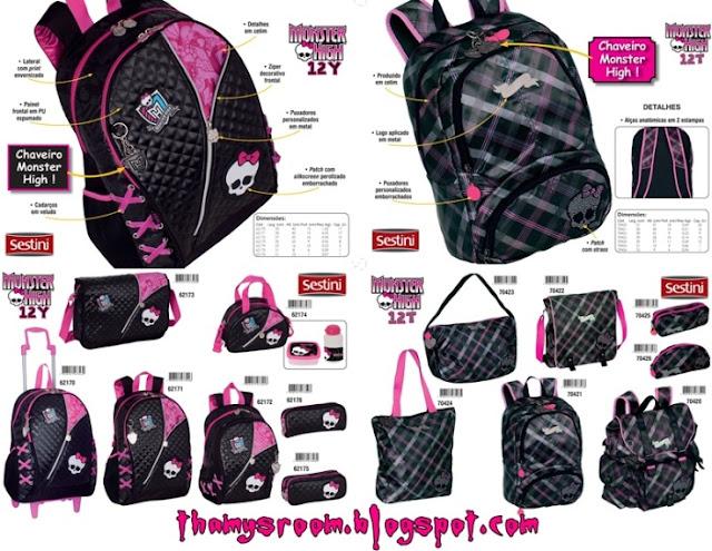 Bag Monster High