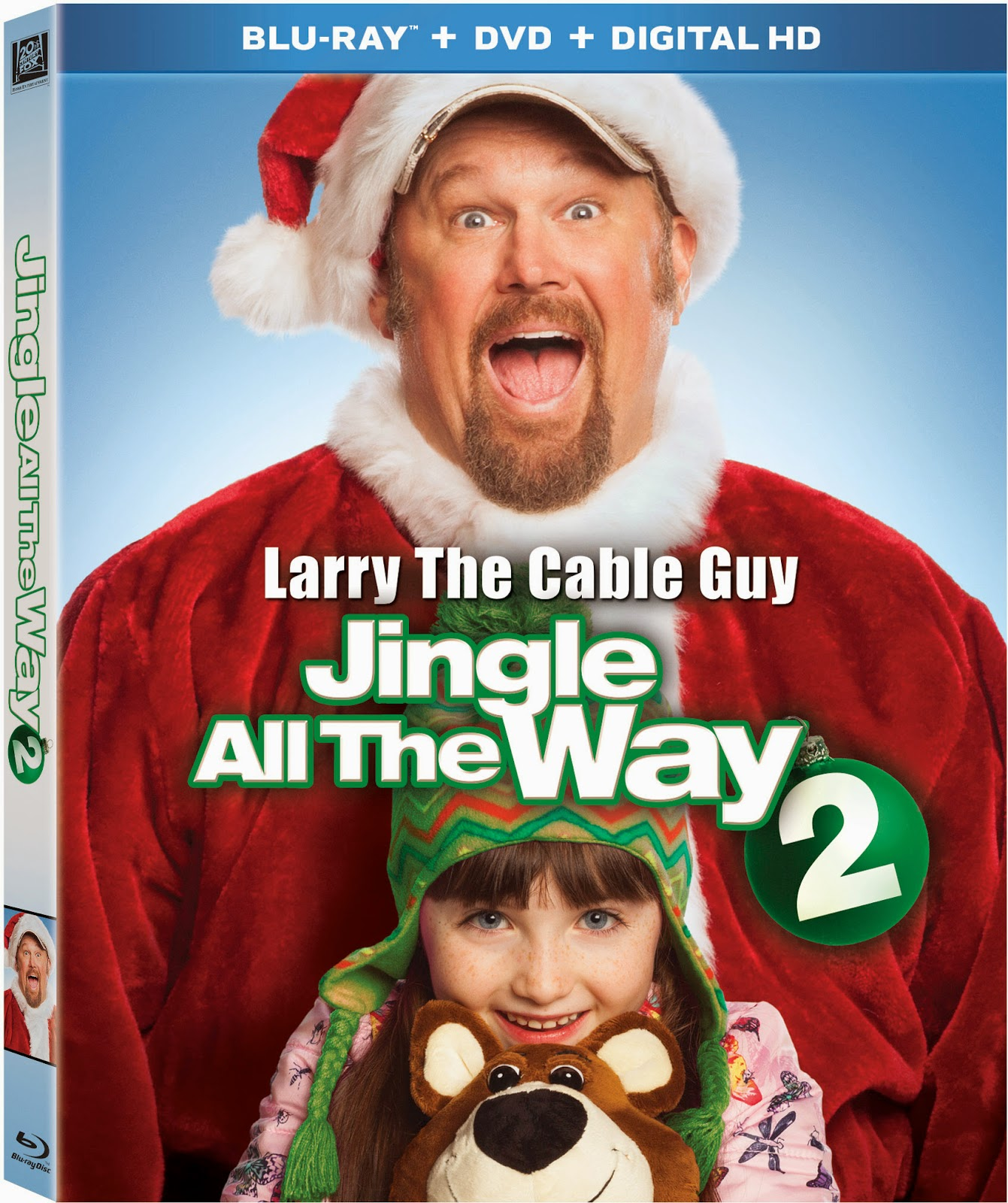 http://www.amazon.com/Jingle-All-Way-2-Blu-ray/dp/B00OGT2VFI/