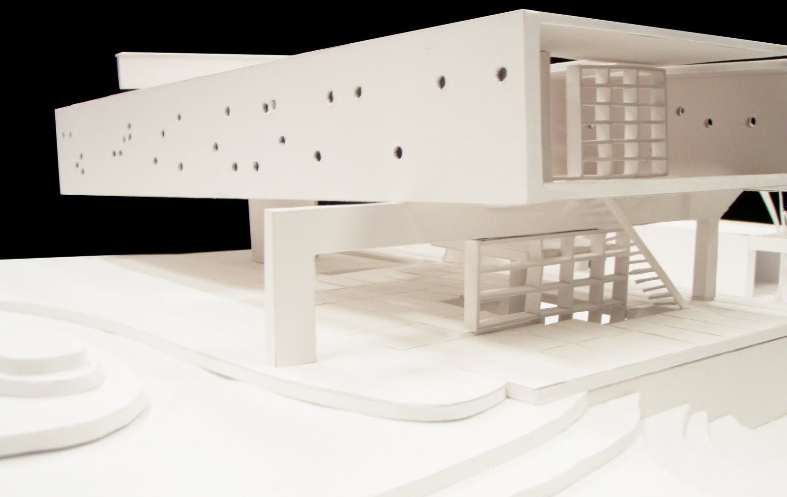 Wun shin liew maison a bordeaux final model for Maison bordeaux