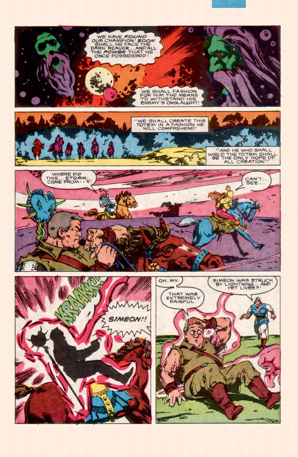 Conan the Barbarian (1970) Issue #199 #211 - English 21