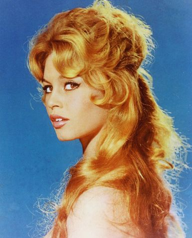 Brigitte Bardot Just Because She's Beautiful