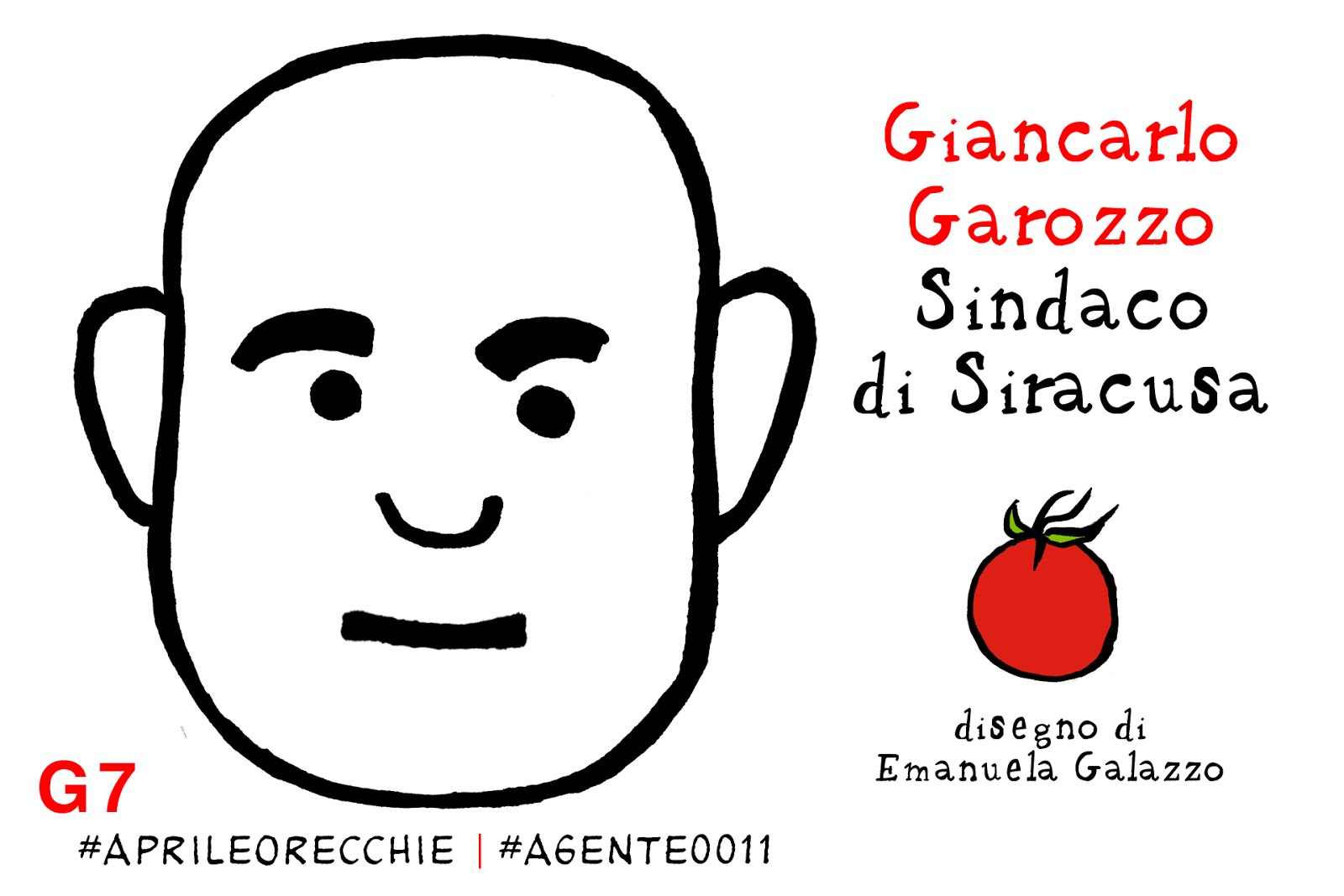 """Imputato: il pomodoro!"" Siracusa"
