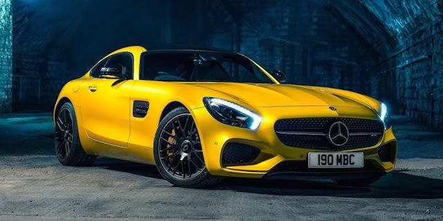 高性能なブラックシリーズ?メルセデスAMG GTの開発車両がテスト走行