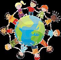niños que juegan juntos y son amigos