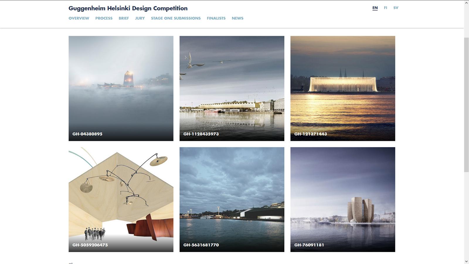 http://designguggenheimhelsinki.org/finalists/