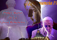 ¿PORQUÉ RENUNCIO EL PAPA BENEDICTO XVI?