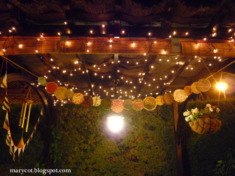 Marycot julio 2013 - Iluminacion pergolas ...
