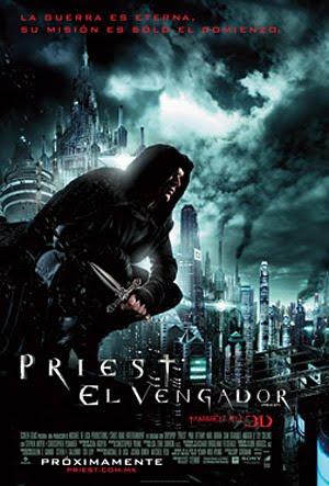 Priest El Vengador (2011) Español Online