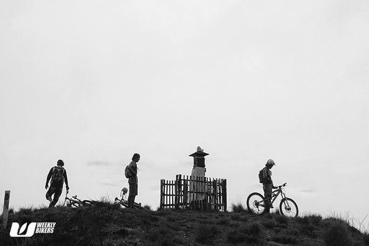 Wisata Sepeda di Bromo