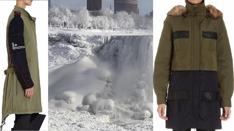 Polar vortex calls for comfy parkas and hot tea