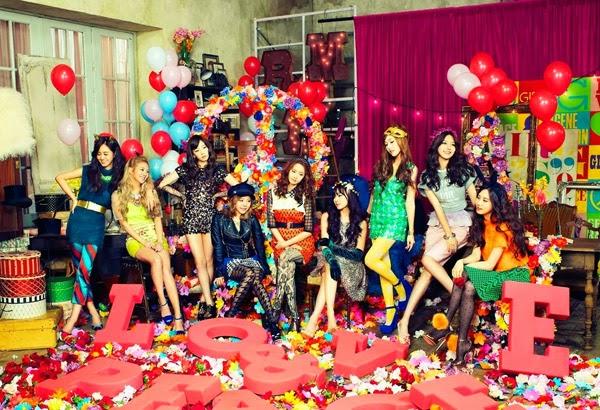 Girls' Generation lanzará una recopilación de sus mejores éxitos en Japón