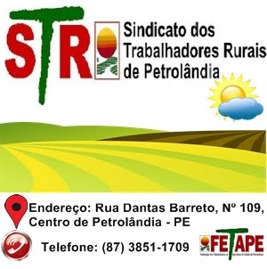 STR DE PETROLÂNDIA