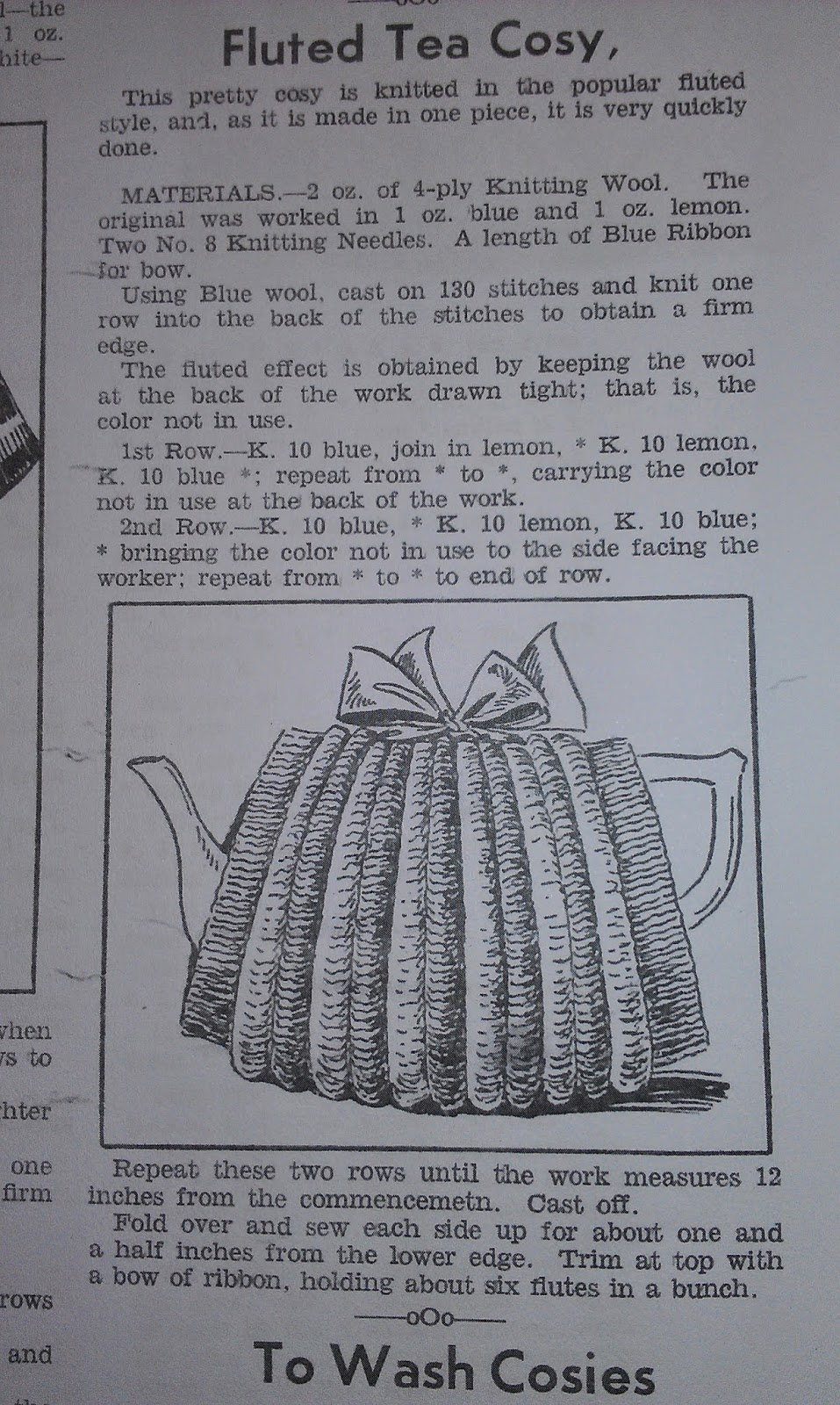 Craft a cure for cancer free tea cosy patterns vintage for Tea cosy template