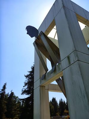 William King's Vision Sculpture – Google Campus