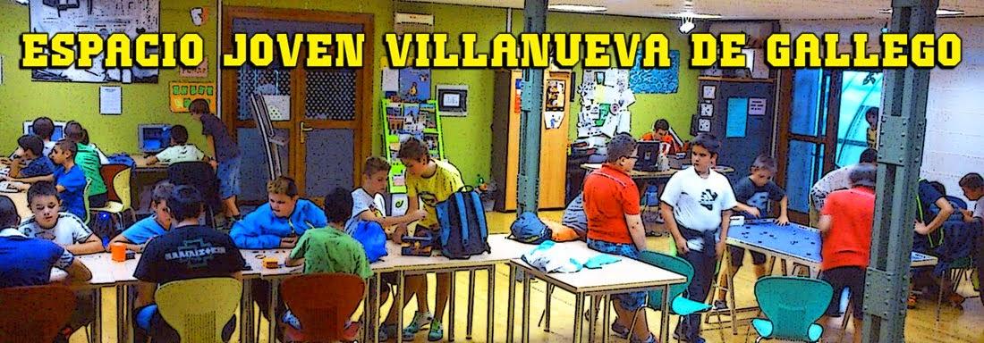 Espacio Joven Villanueva de Gallego