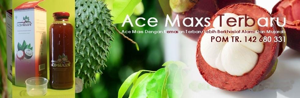 ACE MAXS - Keajaiban Alam dari Kulit Manggis & Daun Sirsak