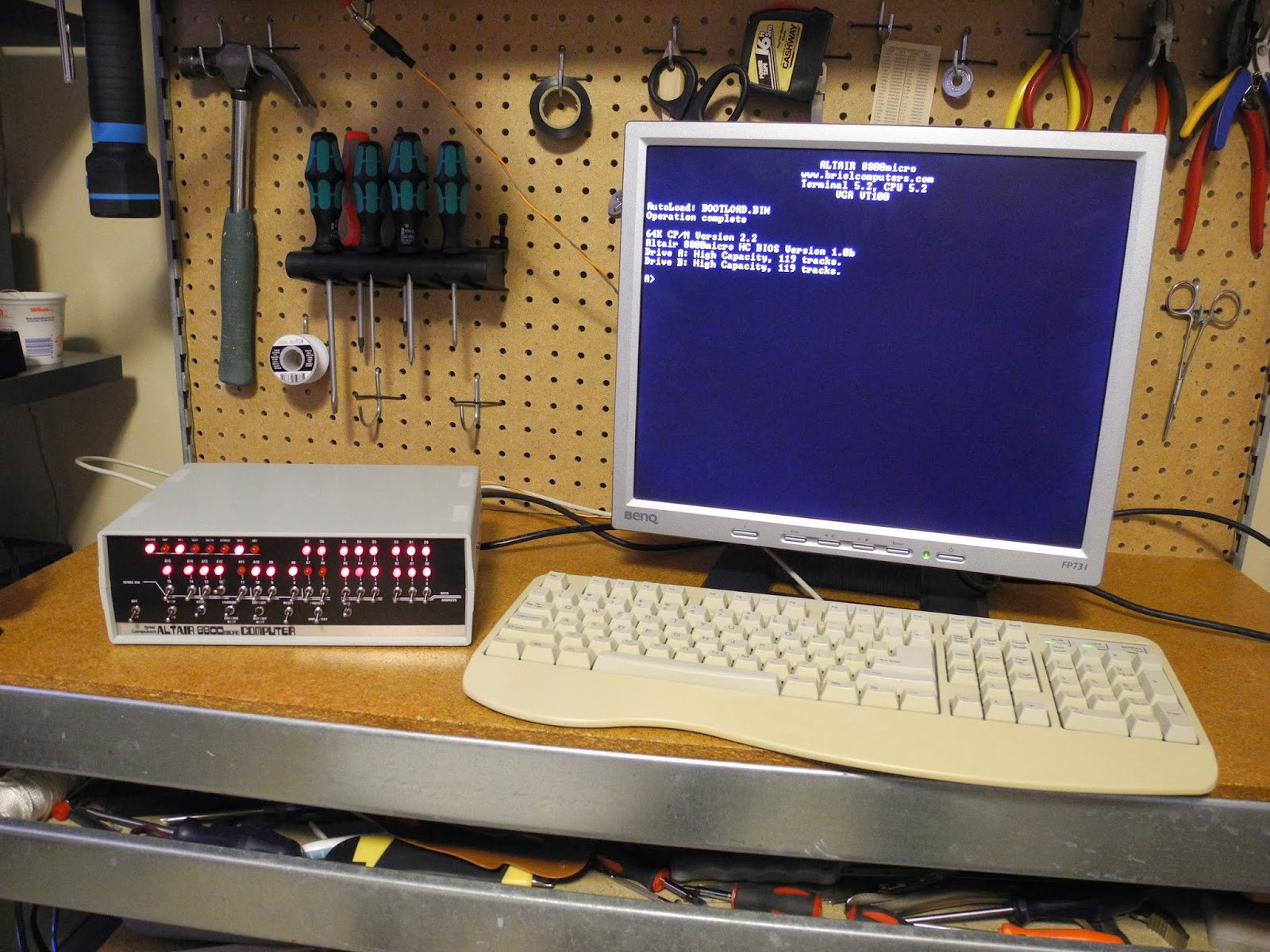 Jeff Tranter S Blog The Briel Altair 8800 Replica Kit