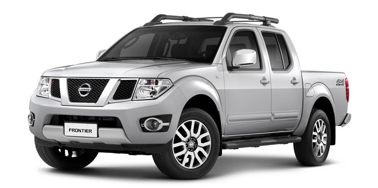 Nissan Frontier - Prata Breeze (Metálico)