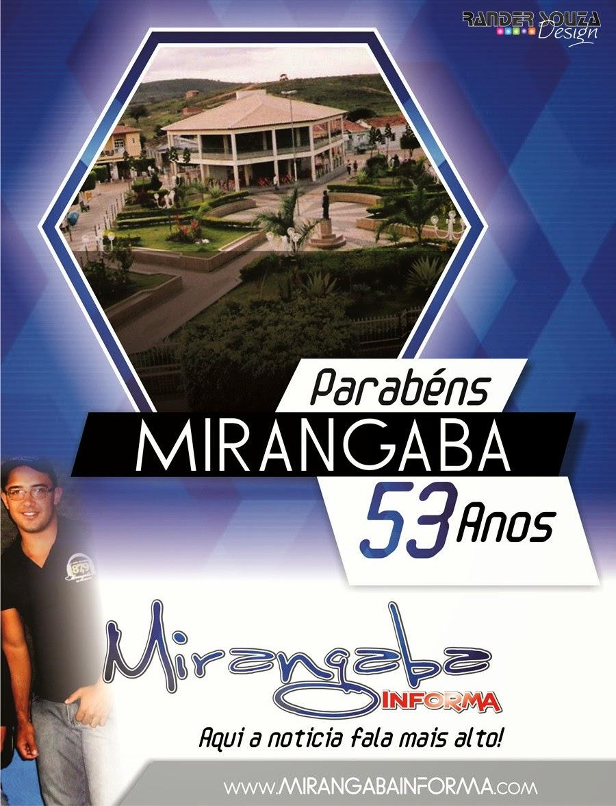 MIRANGABA 53 AANOS
