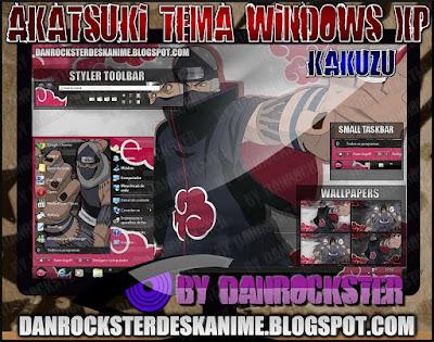 TEMAS de NARUTO PARA WINDOWS XP Y 7 KAKUTXPP