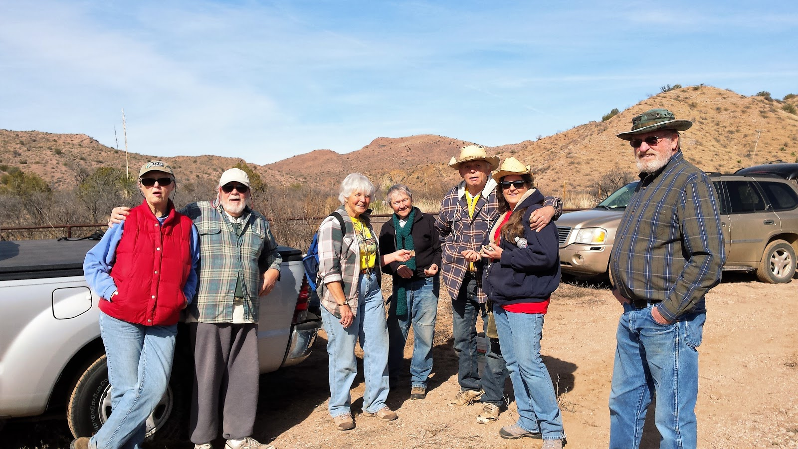 New mexico grant county redrock - It Was A Fun Spot To Collect And Explore We All Collected Our Buckets And Bags And Headed Back To The Parking Area Smiles All Around