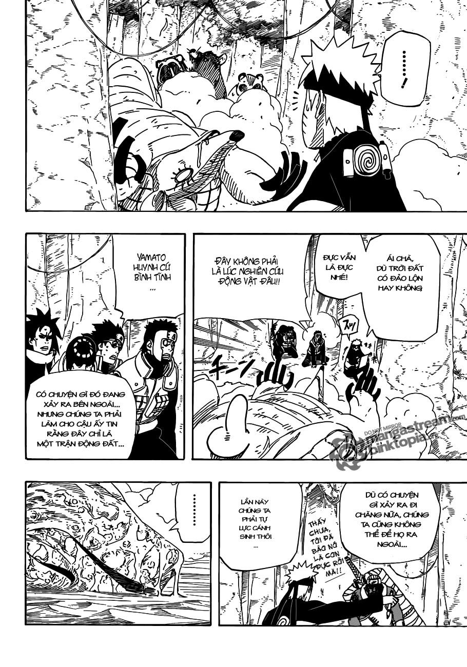 Naruto chap 513 Trang 15 - Mangak.info