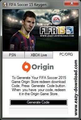 FIFA 15 Origin Keygen