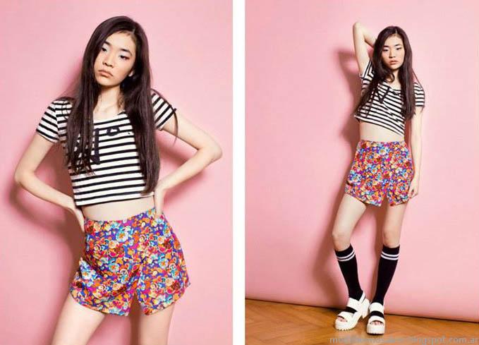 Moda juvenil primavera verano 2015. Complot primavera verano 2015.