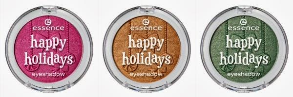 essence happy holidays – metallic eyeshadow