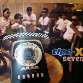 Album Tipe-x Seven