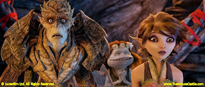 Strange Magic from Lucasfilm