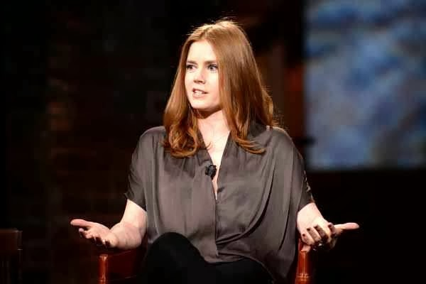 Amy Adams at Inside The Actors Studio
